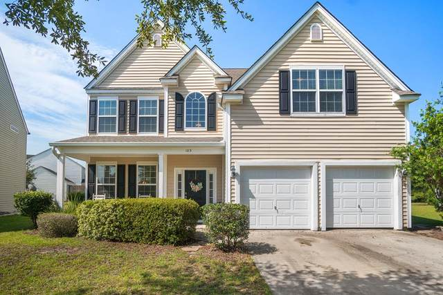 103 Cobblers Court, Pooler, GA 31322 (MLS #135350) :: Coldwell Banker Southern Coast