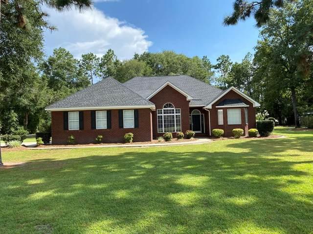 450 Melody Drive, Jesup, GA 31545 (MLS #135380) :: Coastal Homes of Georgia, LLC