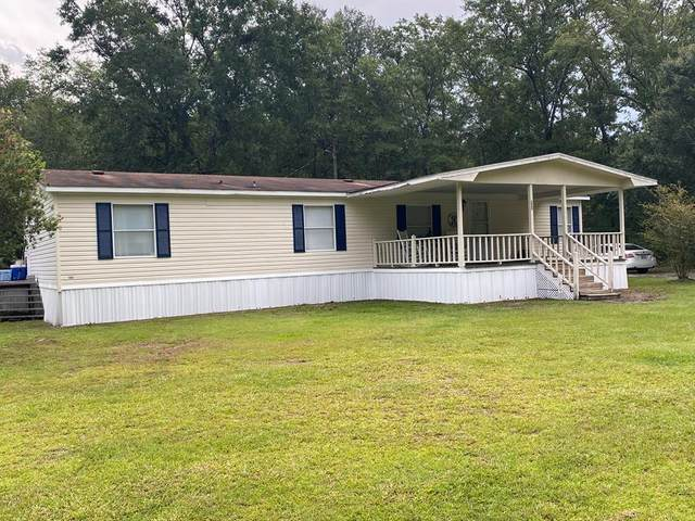255 Old Brunswick Hwy, Jesup, GA 31546 (MLS #135381) :: Coldwell Banker Southern Coast