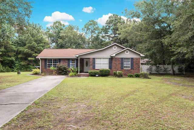 1273 Lewis Frasier Road, Midway, GA 31320 (MLS #135382) :: Level Ten Real Estate Group