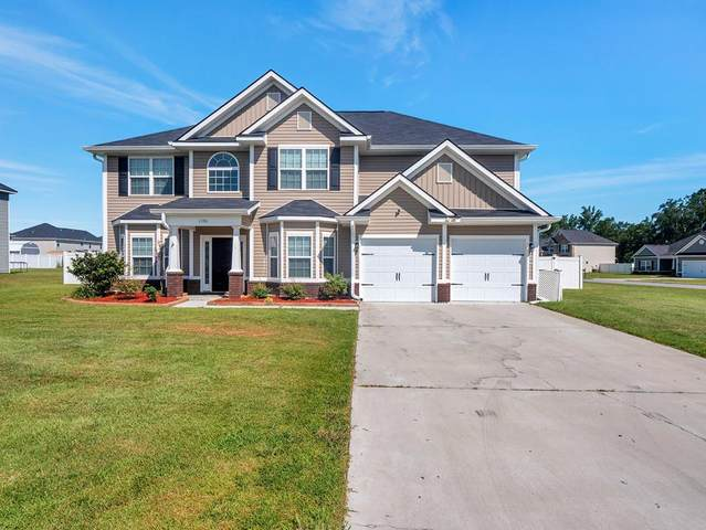 1100 Water Oak Court, Hinesville, GA 31313 (MLS #135394) :: Coldwell Banker Southern Coast
