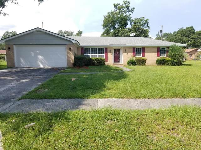 1416 Bel Air Drive, Savannah, GA 31415 (MLS #135399) :: Coldwell Banker Southern Coast