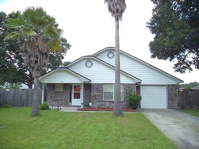 904 Canyon Court, Hinesville, GA 31313 (MLS #135403) :: RE/MAX All American Realty