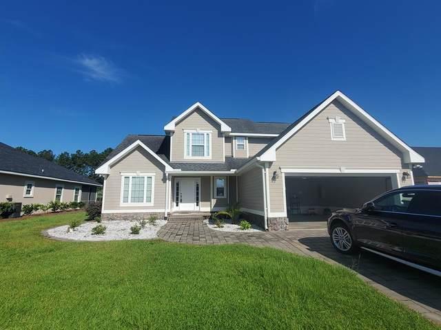 229 Isabella Way, Jesup, GA 31546 (MLS #135417) :: Coldwell Banker Southern Coast