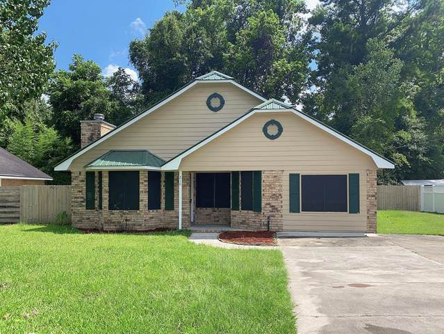 210 Sequoia Circle, Hinesville, GA 31313 (MLS #135421) :: Coldwell Banker Southern Coast