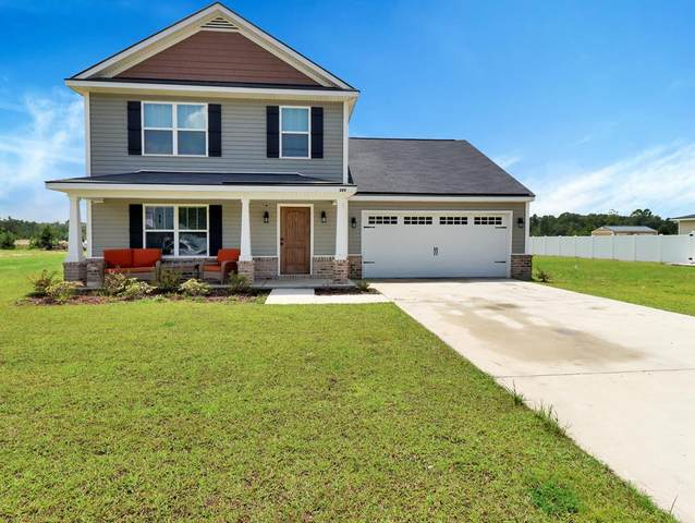 289 Wilkins Road, Midway, GA 31320 (MLS #135424) :: Coastal Homes of Georgia, LLC