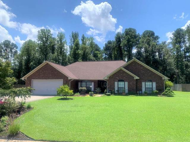 418 Deloach Drive, Hinesville, GA 31313 (MLS #135430) :: Coldwell Banker Southern Coast