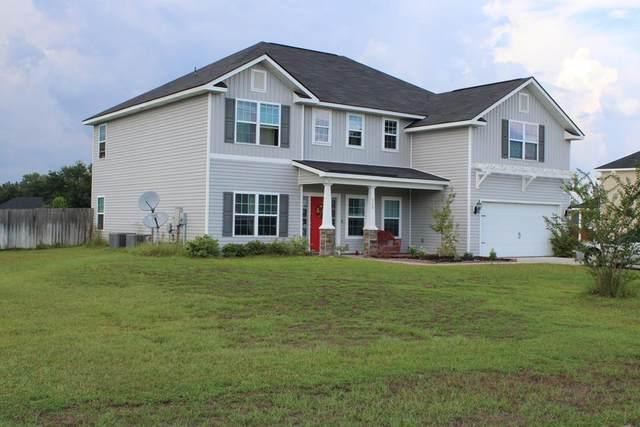 213 Timberland Drive Ne, Ludowici, GA 31316 (MLS #135467) :: Level Ten Real Estate Group