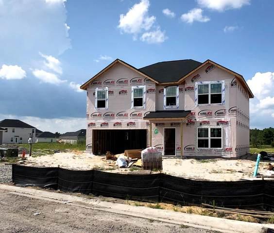 554 Burke Drive, Hinesville, GA 31313 (MLS #135472) :: Coastal Homes of Georgia, LLC