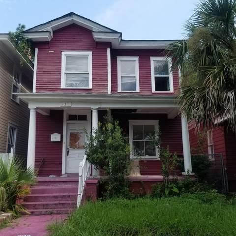632 West 39th Street, Savannah, GA 31515 (MLS #135477) :: Coastal Homes of Georgia, LLC