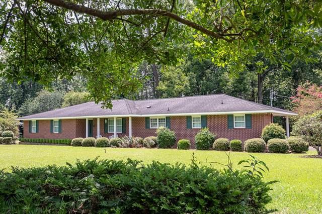 106 Edgewood Road, Glennville, GA 30427 (MLS #135480) :: Coldwell Banker Southern Coast