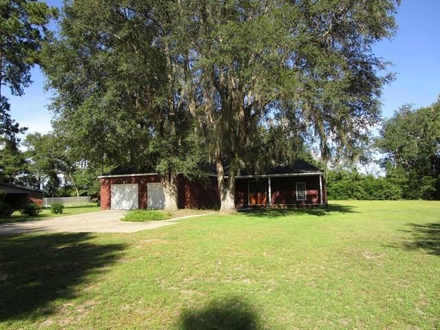 714 Altamaha Road, Jesup, GA 31545 (MLS #135591) :: Level Ten Real Estate Group