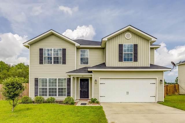 152 Grandview Drive, Hinesville, GA 31313 (MLS #135668) :: Coastal Homes of Georgia, LLC