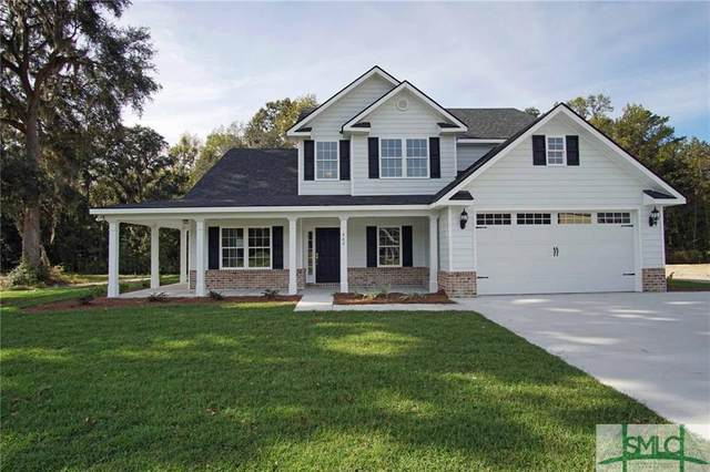 271 Lafayette Drive, Richmond Hill, GA 31324 (MLS #135701) :: Coldwell Banker Southern Coast