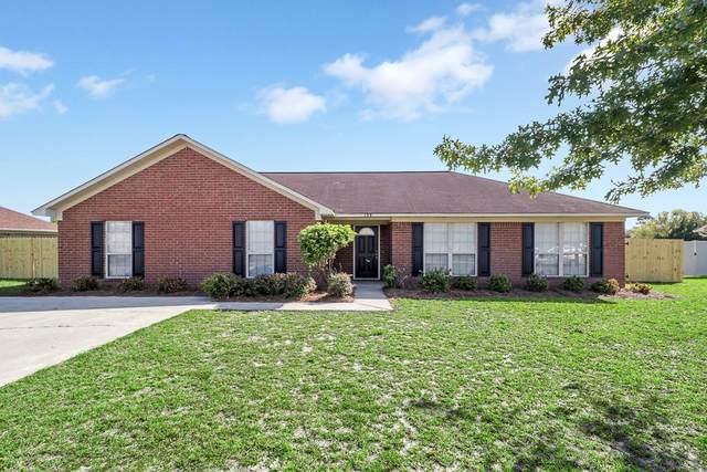 138 Wayfair Lane, Hinesville, GA 31313 (MLS #135719) :: Level Ten Real Estate Group