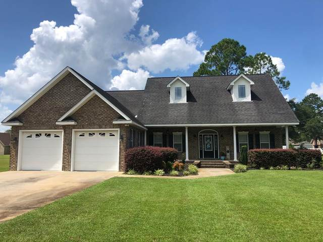104 Vixenhill Drive, Jesup, GA 31546 (MLS #135720) :: Level Ten Real Estate Group