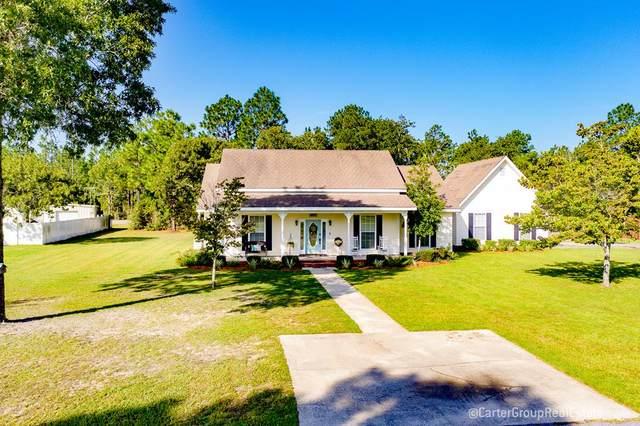 485 Cody Drive, Jesup, GA 31545 (MLS #135722) :: Coldwell Banker Southern Coast