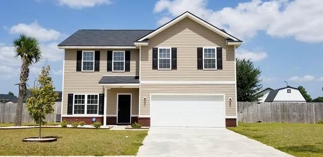1511 Bayberry Drive, Hinesville, GA 31313 (MLS #135758) :: Coastal Homes of Georgia, LLC