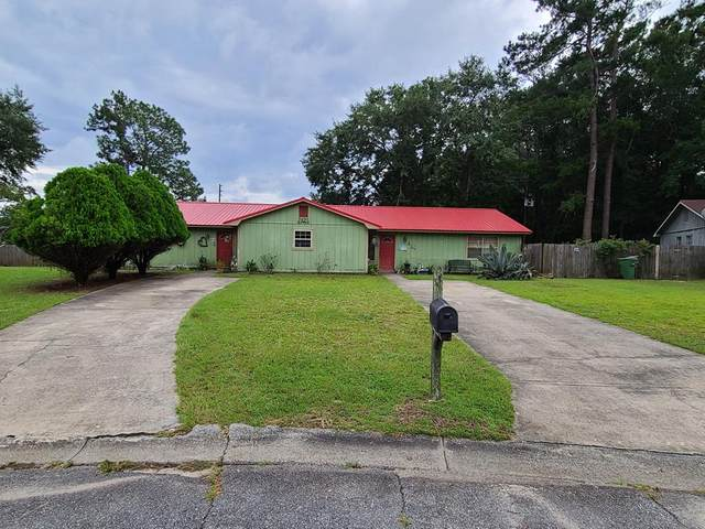 192 Cherokee Circle, Hinesville, GA 31313 (MLS #135759) :: Level Ten Real Estate Group