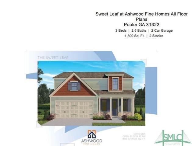 250 Whitaker Way, Richmond Hill, GA 31324 (MLS #135802) :: Coldwell Banker Southern Coast