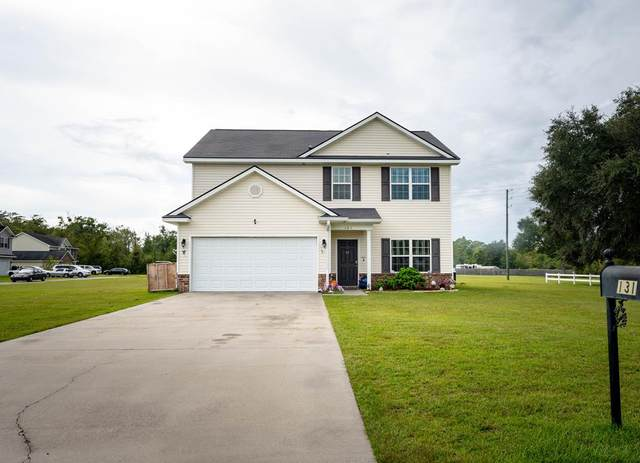131 Mustang Drive, Ludowici, GA 31316 (MLS #135833) :: Level Ten Real Estate Group