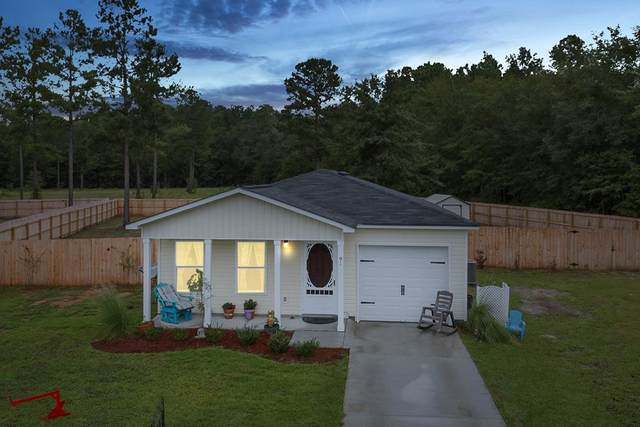 91 Morgan Court Se, Ludowici, GA 31316 (MLS #135868) :: RE/MAX All American Realty