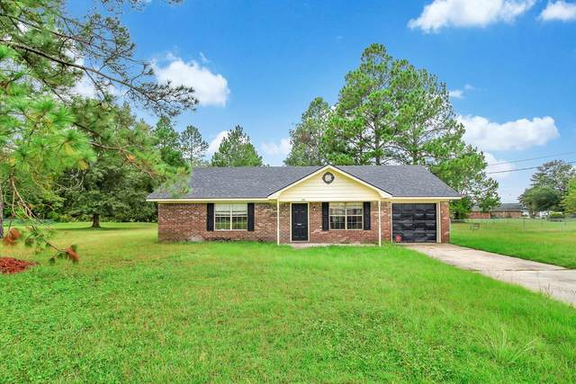 749 Whit Fraser Road Ne, Hinesville, GA 31313 (MLS #135871) :: RE/MAX All American Realty