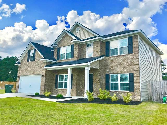110 Ne Red Rock Court, Ludowici, GA 31316 (MLS #135883) :: Coldwell Banker Southern Coast