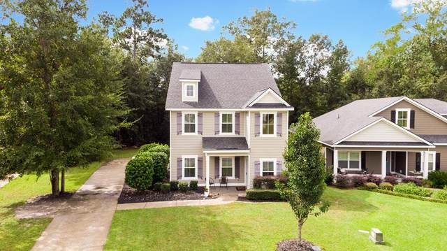 178 Sunbury Drive, Richmond Hill, GA 31324 (MLS #135888) :: Coldwell Banker Southern Coast