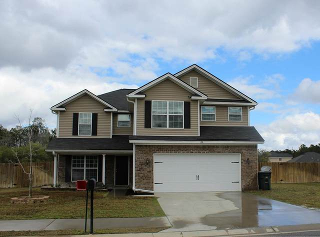 148 Grandview Drive, Hinesville, GA 31313 (MLS #135889) :: Level Ten Real Estate Group