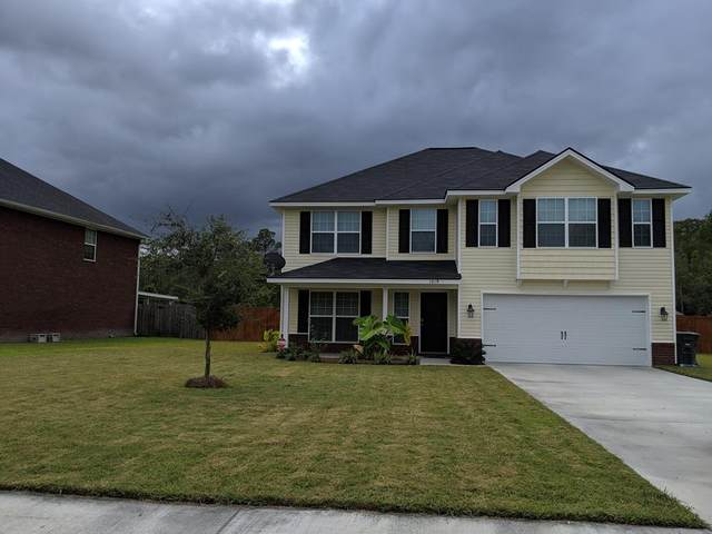 1019 Miles Crossing, Hinesville, GA 31313 (MLS #135896) :: RE/MAX All American Realty