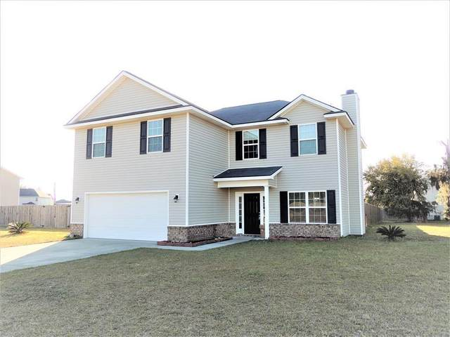 38 Dales Pony Trail Ne, Ludowici, GA 31316 (MLS #135897) :: RE/MAX All American Realty