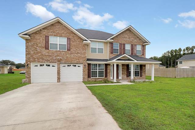 41 Red Blossom Court, Allenhurst, GA 31301 (MLS #135906) :: Coastal Homes of Georgia, LLC