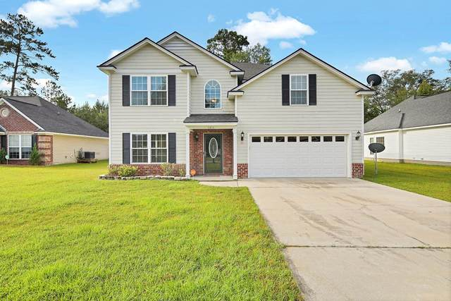 1211 Peacock Trail, Hinesville, GA 31313 (MLS #135937) :: Coastal Homes of Georgia, LLC