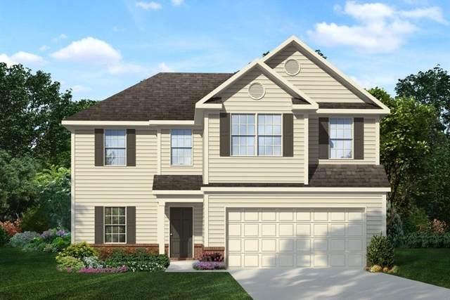 370 Huntington Drive Ne, Ludowici, GA 31316 (MLS #135943) :: Coldwell Banker Southern Coast