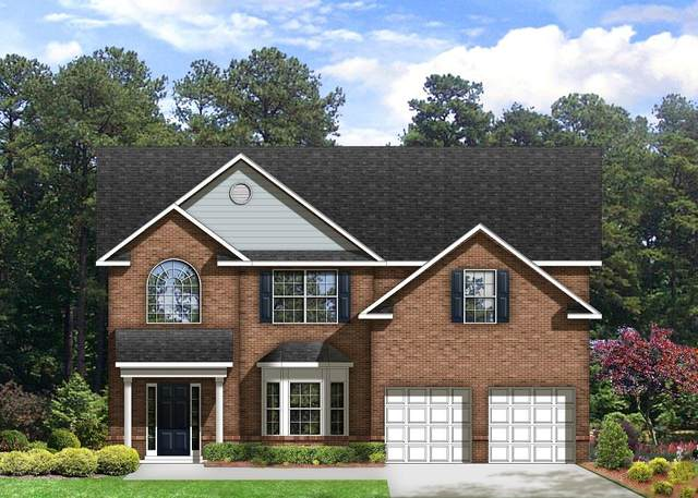 342 Brookhaven Loop Ne, Ludowici, GA 31316 (MLS #135944) :: Level Ten Real Estate Group