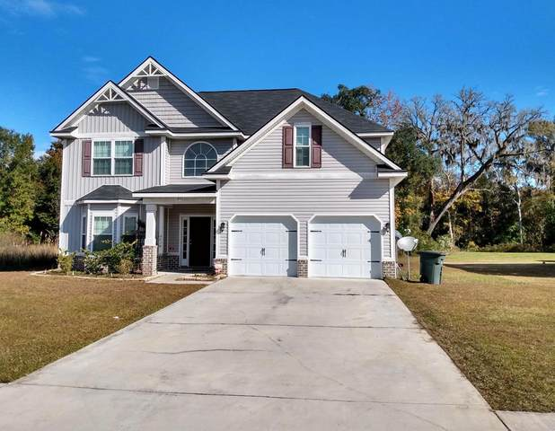 955 Oak Crest Drive, Hinesville, GA 31313 (MLS #135948) :: Coastal Homes of Georgia, LLC