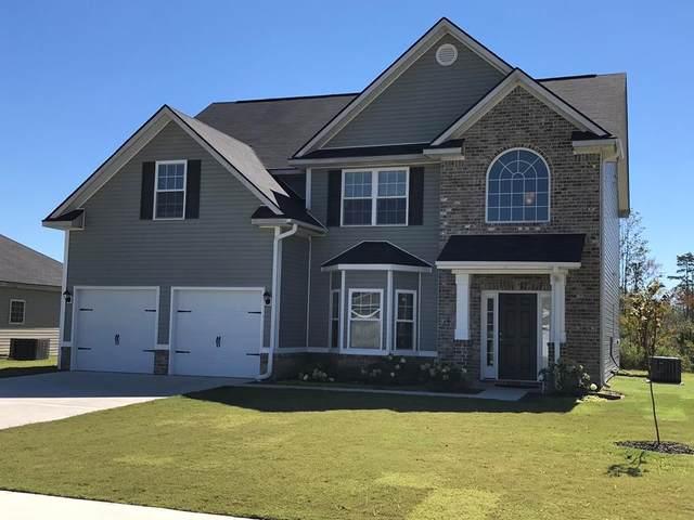 1083 Marne Boulevard, Hinesville, GA 31313 (MLS #135949) :: Coldwell Banker Southern Coast