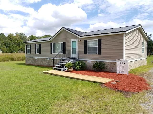 109 Smiley Loop Road, RICEBORO, GA 31323 (MLS #135974) :: Level Ten Real Estate Group