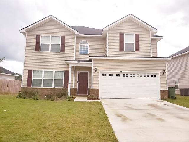 338 Alcott Circle, Hinesville, GA 31313 (MLS #135985) :: Coldwell Banker Southern Coast