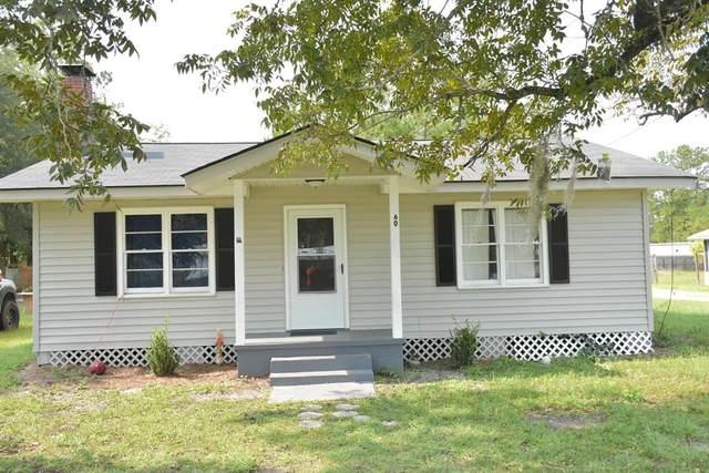 60 Roberson Street Sw, Ludowici, GA 31316 (MLS #136007) :: Coldwell Banker Southern Coast