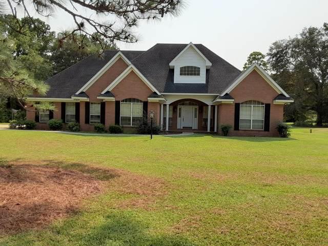 4 N Eagle Drive, Jesup, GA 31546 (MLS #136009) :: Coldwell Banker Southern Coast