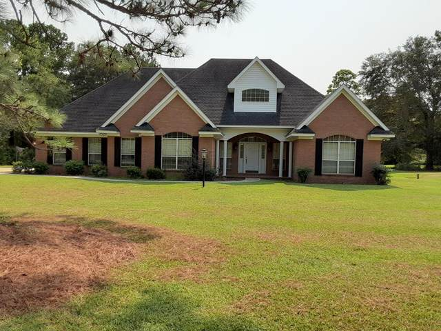4 N Eagle Drive, Jesup, GA 31546 (MLS #136009) :: Level Ten Real Estate Group