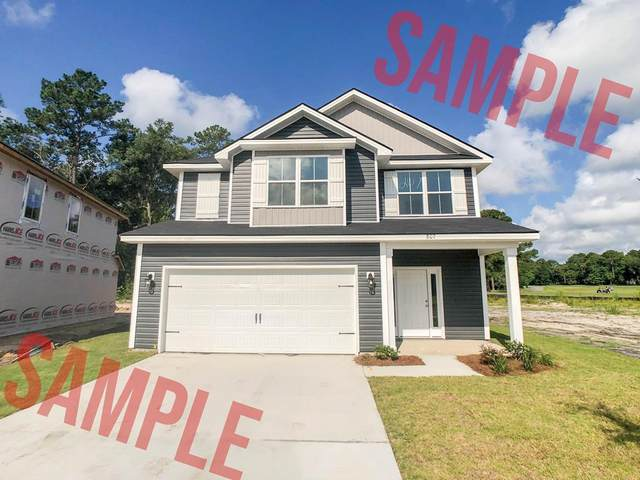 799 Fairview Circle, Hinesville, GA 31313 (MLS #137074) :: Level Ten Real Estate Group