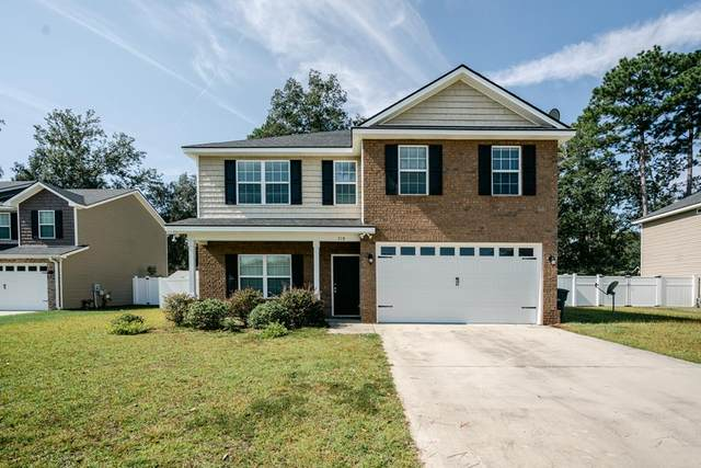 718 Eden Lane, Hinesville, GA 31313 (MLS #137079) :: Coastal Homes of Georgia, LLC