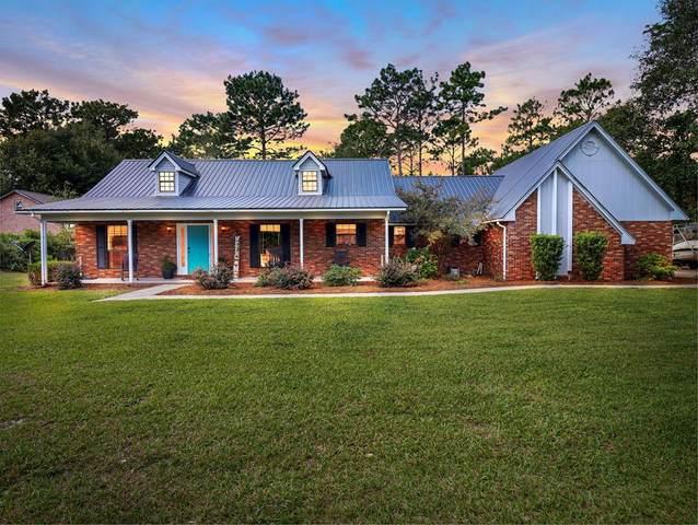732 Harper Street, Jesup, GA 31546 (MLS #137081) :: Coldwell Banker Southern Coast