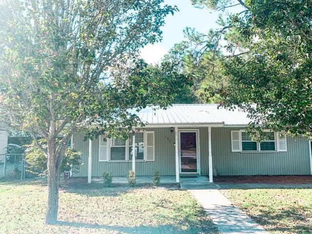 162 Murphy Avenue, Jesup, GA 31545 (MLS #137092) :: Coldwell Banker Southern Coast