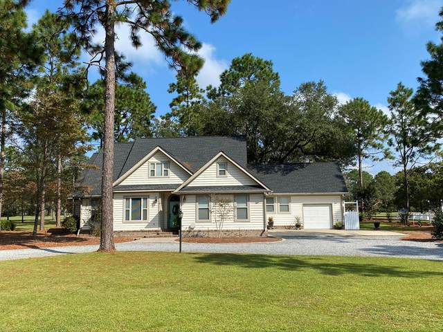 37 Club Drive, Jesup, GA 31546 (MLS #137115) :: RE/MAX All American Realty
