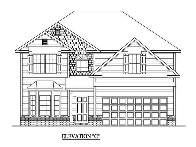 319 O C Martin Jr Drive, Hinesville, GA 31313 (MLS #137127) :: Level Ten Real Estate Group
