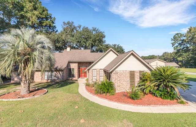 442 Lake Rosalind Drive, Midway, GA 31320 (MLS #137134) :: Level Ten Real Estate Group